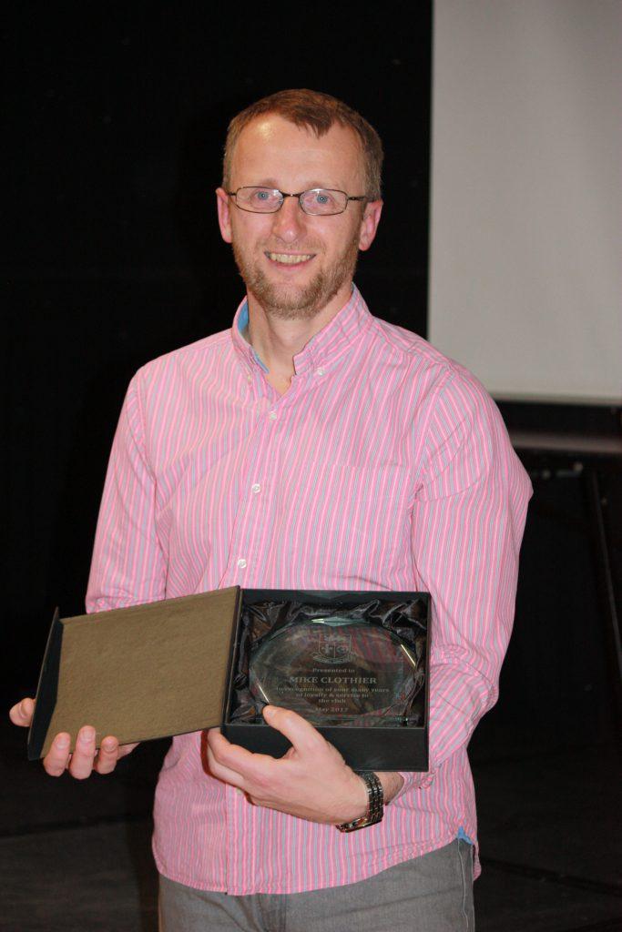 Award2017_MikeCLongService2