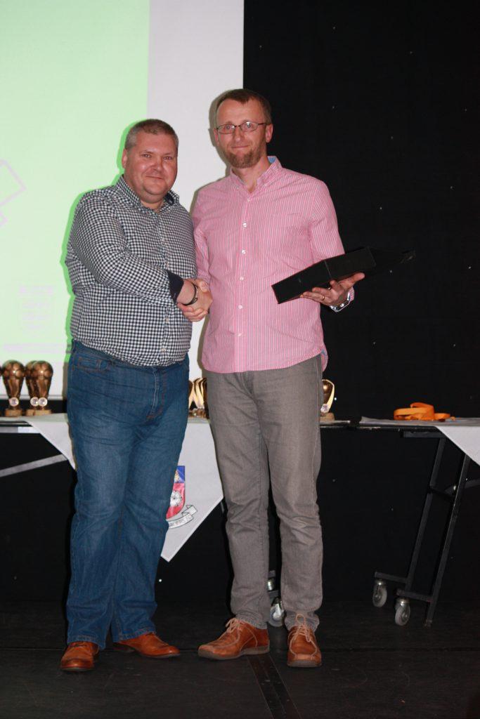 Award2017_MikeLongService